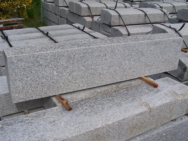 Kantensteine aus granit